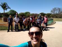 Visita ao Zoológico de Brasília