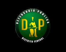 Logotipo da Defensoria Pública do Distrito Federal